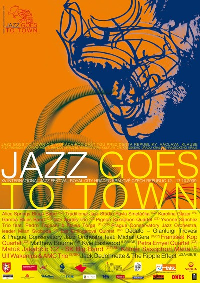 Jazz Goes 2 Town